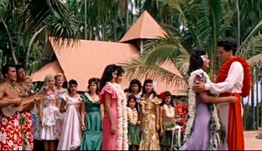 Elvis Hawaiian Wedding
